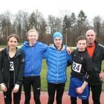 Läufergruppe TSG Niefern